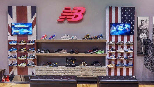 new balance outlet las rozas